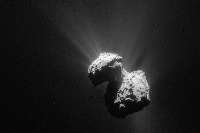La cometa 67P/Churyumov–Gerasimenko