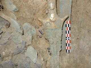Una tomba ricchissima è stata scoperta in Grecia