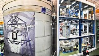 Ecco XENON1T, la trappola per la materia oscura