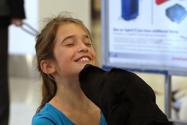 Cani e asma nei bambini