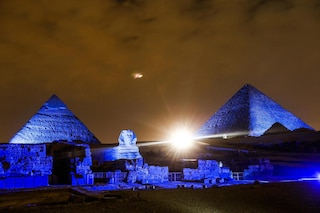 Un mistero tra le piramidi di Giza