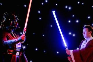 È possibile costruire la spada laser di Star Wars?