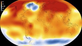Conferma della NASA, il 2015 è stato l'anno più caldo di sempre