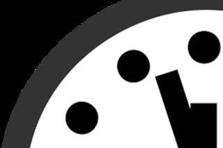 Orologio dell'apocalisse: mancano 3 minuti alla fine del Mondo