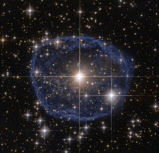 La bolla cosmica di Hubble