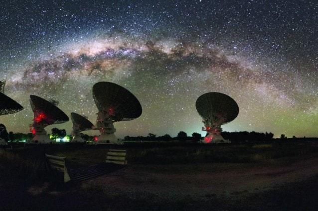 Credit: CSIRO. Alex Cherney.