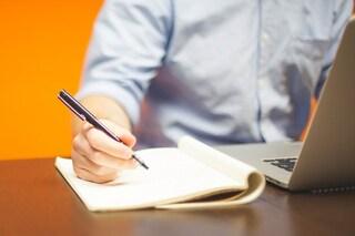Scoperte le aree del cervello che ci permettono di scrivere