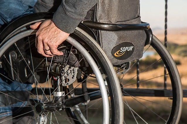 La SLA può portare alla paralisi.