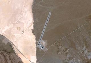 Area 51: una base così segreta che la trovi su Google Maps