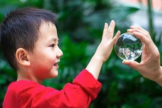Rigenerare il cristallino degli occhi dei bambini con le cellule staminali