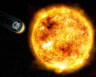 I problemi della giovane Terra con il campo magnetico
