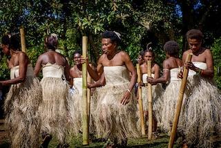 Il DNA degli antichi ominidi nel patrimonio genetico dei melanesiani