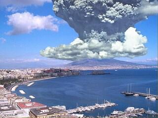 Eruzione del Vesuvio imminente. La bufala che ha terrorizzato la Campania