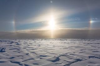 Artico, il ghiaccio marino sta raggiungendo i minimi storici