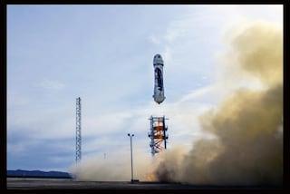 Blue Origin, terzo successo per il razzo A/R