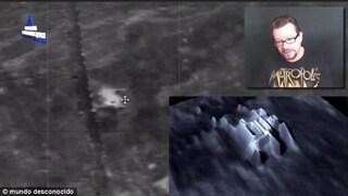Misteriose strutture aliene su Venere: si chiamano artefatti di scansione