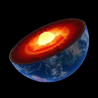 La prima mappa globale del mantello terrestre