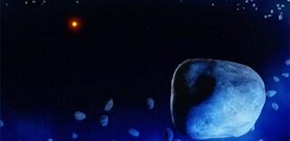 Comete ghiacciate attorno ad una Stella che somiglia al Sole