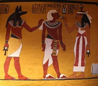 C'è un altro mistero che riguarda la tomba di Tutankhamon