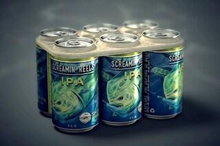 L'imballaggio per lattine che salva i pesci è biodegradabile e nutriente