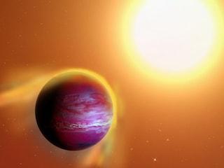 Un fiocco azzurro nella Via Lattea