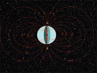 Il sesto senso dell'uomo per il campo magnetico