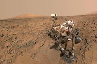 Curiosity verso l'acqua di Marte