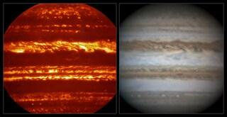 Aspettando Juno, nuove immagini di Giove