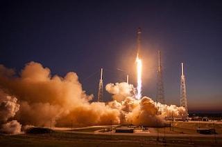 In viaggio verso la Stazione Spaziale Internazionale grazie a Space X