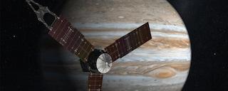 Missione compiuta, Juno è nell'orbita di Giove