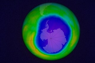 Il buco dell'ozono si restringe: ecco perché è una buona notizia