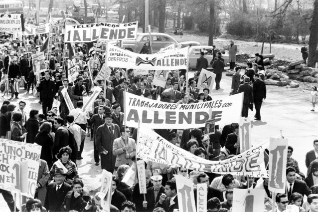 Allende_supporters
