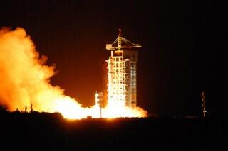 La Cina sfida gli hacker e lancia il primo satellite quantistico