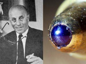 Ladislao José Biro e la sua più celebre invenzione, la penna a sfera
