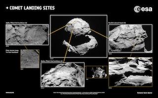Missione compiuta: Rosetta è atterrata (per sempre)