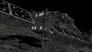 Rosetta verso la destinazione finale