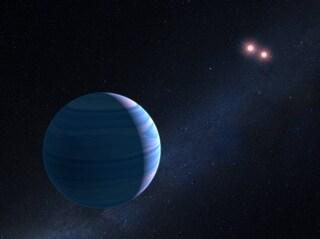 Hubble ha scoperto un pianeta con due Soli