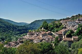 """Il terremoto dell'Italia centrale ha """"allargato"""" l'Appennino"""