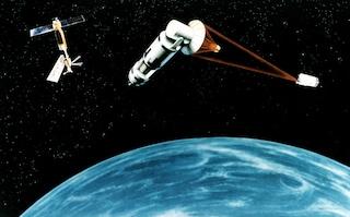La Nasa studia il raggio traente di Star Trek