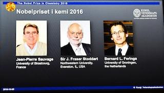 Il Nobel 2016 per la Chimica per le nanomacchine