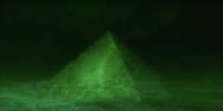 La piramide nel Triangolo delle Bermuda esiste solo in Rete
