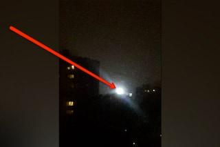 Ufo di Mosca: interpretazione assurda, ma il video non è un falso | Svistamenti