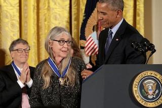 Chi è Margaret Hamilton, la scienziata che ci ha portati sulla Luna con l'Apollo 11
