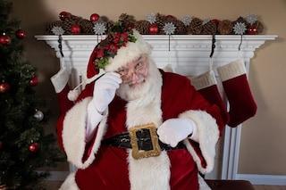 I bimbi smettono di credere a Babbo Natale a 8 anni: ecco le conseguenze sulla famiglia