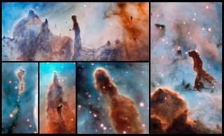 I pilastri della distruzione cosmica