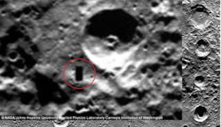 Buco su Mercurio, ma gli alieni non c'entrano | Svistamenti