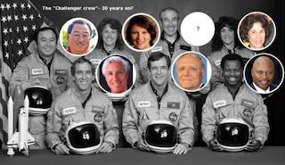 Gli astronauti del Challenger sono ancora vivi? Una bufala creata ad arte