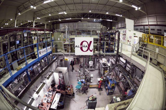 Il gruppo di ricerca ALPHA - Foto: Maximilien Brice/CERN
