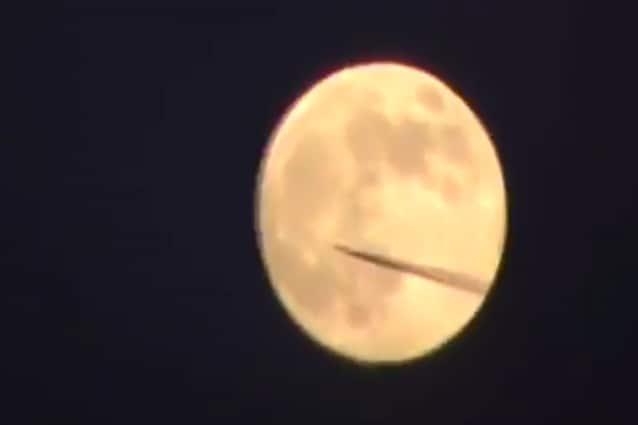 Slitta al chiaro di Luna