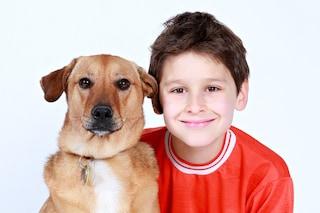 I bambini preferiscono i cani a fratelli e sorelle: pochi conflitti e tanta soddisfazione